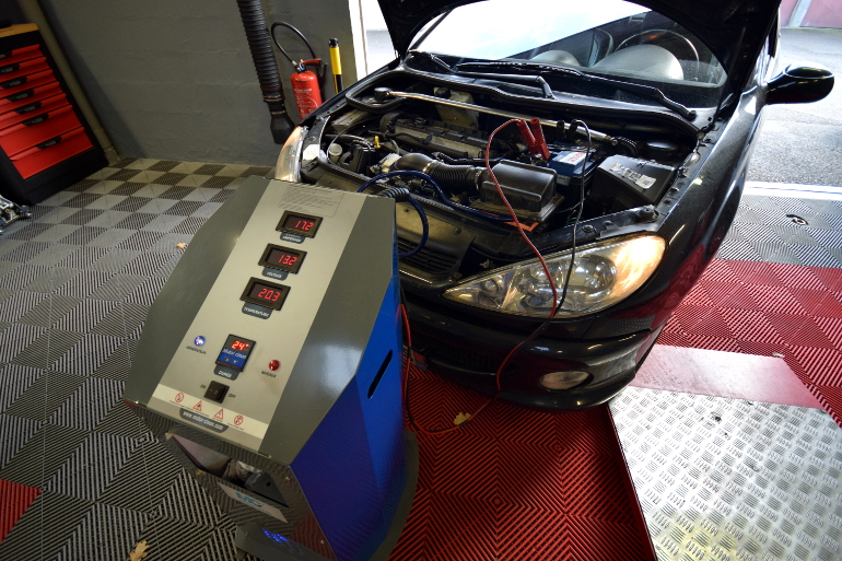 décalaminage hydrogène Motor Clean Lyon